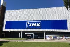 JYSK fasades logo