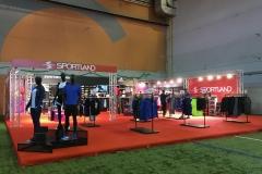 Tirdzniecibas vietas noformejums EXPO centam